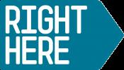 Right Here Logo RHBH horizontal transparent